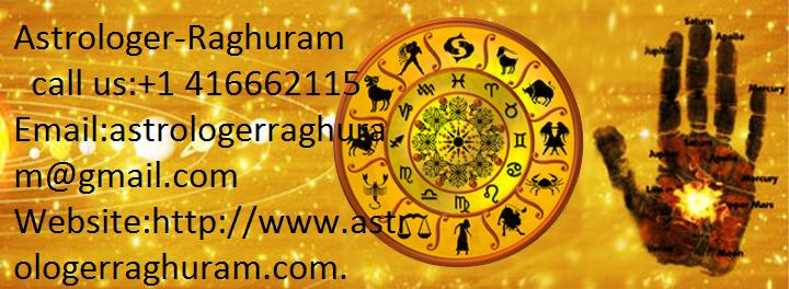 Astologer Raghuram - Top Indian Astrologer in Canada