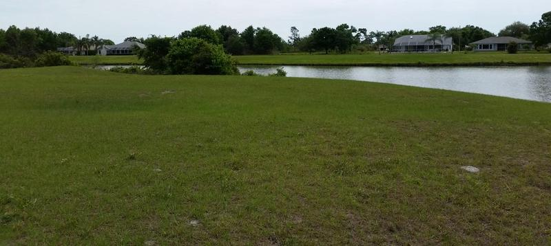 waterfront vacant land in Punta Gorda!!!