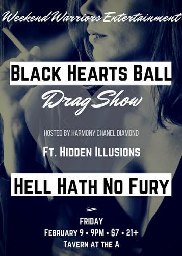 Black Hearts Ball Drag Show