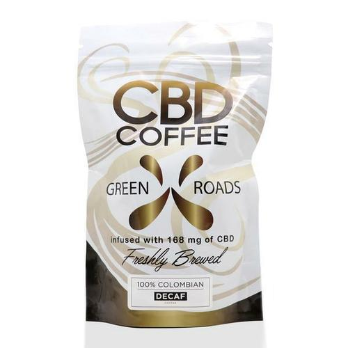 CBD Decaf Coffee By All Natural Way