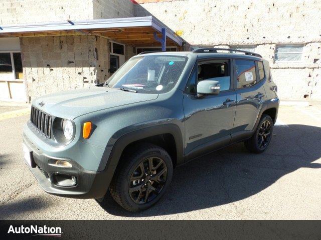 Jeep Renegade Altitude 2017