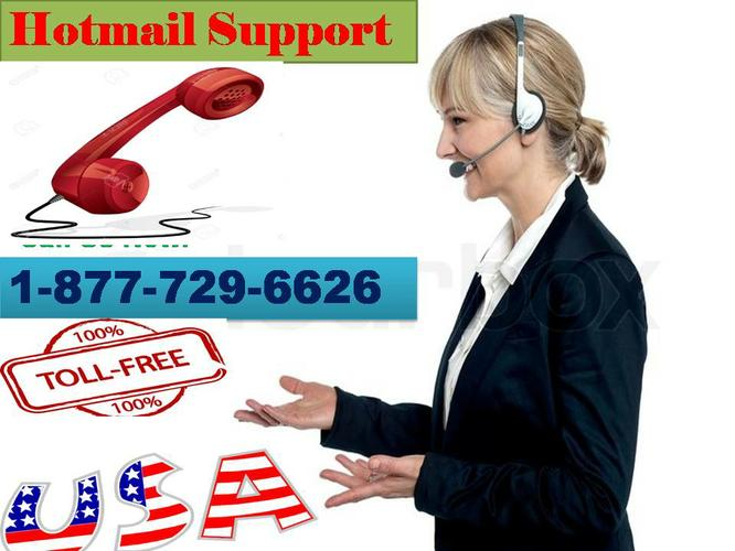 24/7 resolution of Hotmail related issues? Call {{1-877-729-6626}} Hotmail Technical Support
