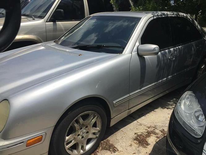 $1,200 - 2002 Mercedes Benz E430   GREAT DEAL !!!!
