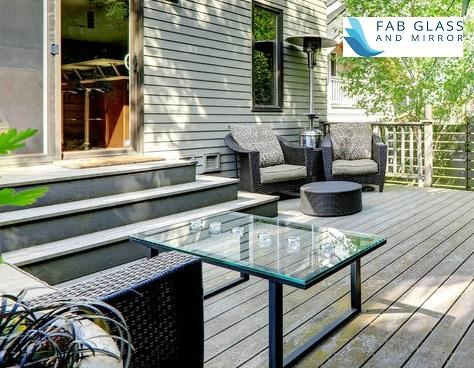Visit Fab Glass for affordable patio glass table top