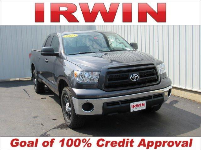 Toyota Tundra 4WD Truck Grade 2011