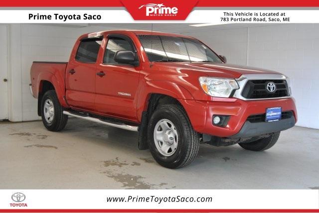 Toyota Tacoma Base 2014