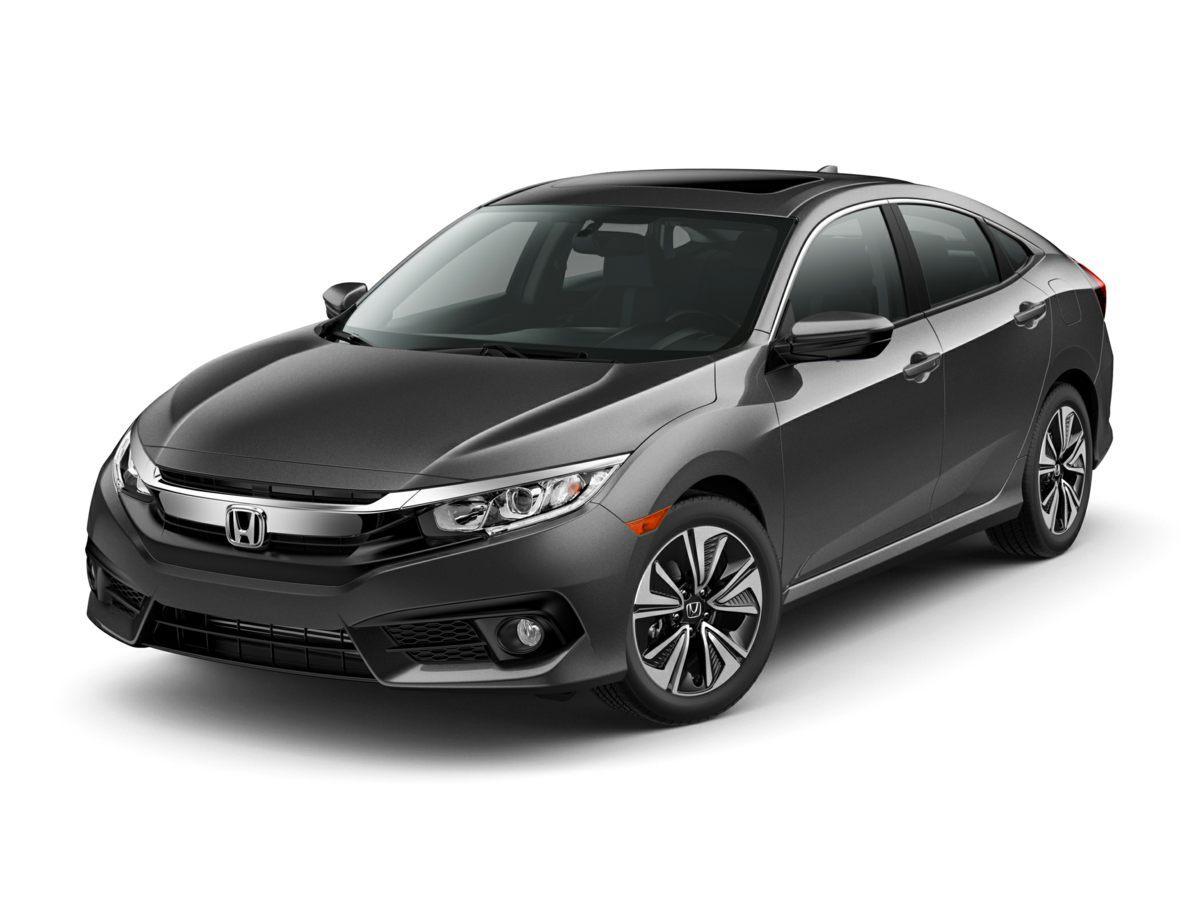 Honda Civic Sedan EX-L 2018