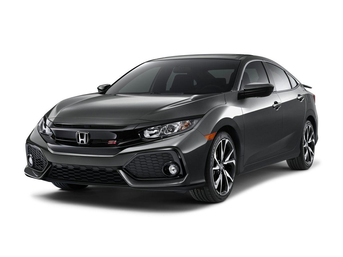 Honda Civic Si Sedan si 2018
