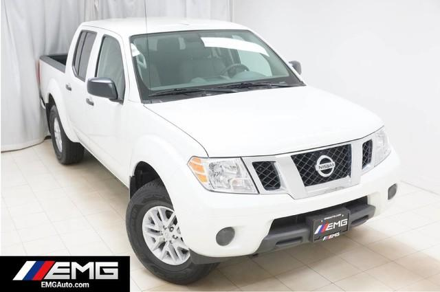 Nissan Frontier SV 4WD 1 Owner 2017