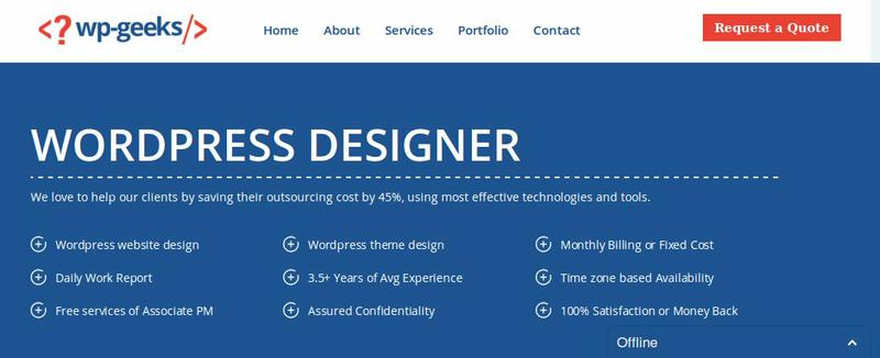 Best WordPress Designers Services For Custom WordPress Design