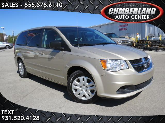 Dodge Grand Caravan American Value Pkg 2015
