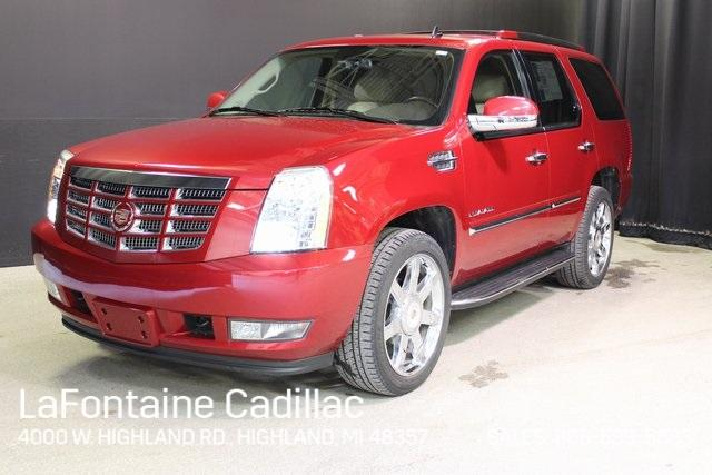 Cadillac Escalade Luxury 2013