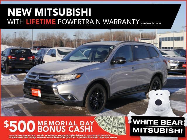 Mitsubishi Outlander LE 2018