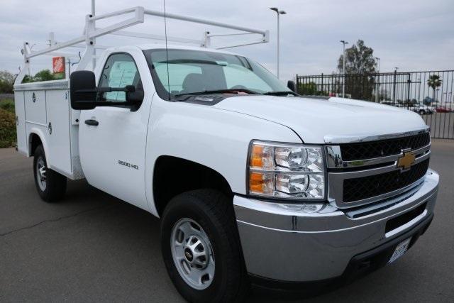 Chevrolet Silverado 2500HD Work Truck 2013