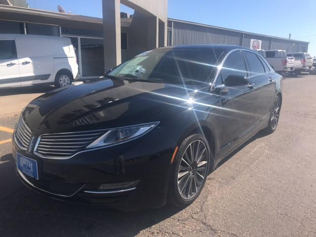 Lincoln MKZ FWD 2016