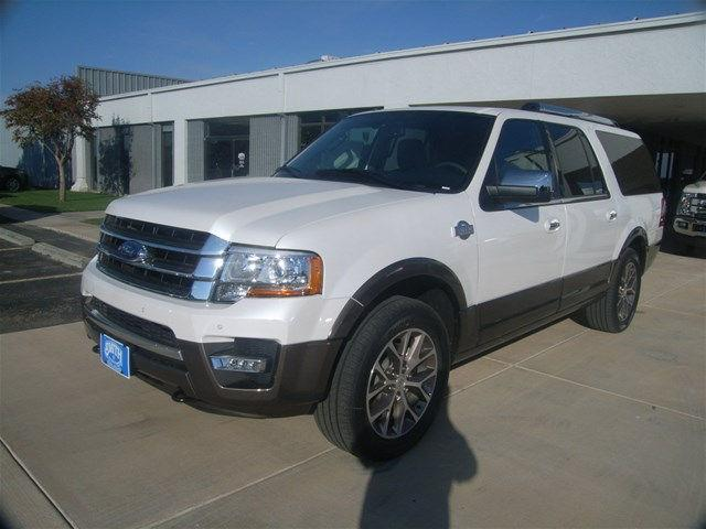 Ford Expedition EL King Ranch 2017