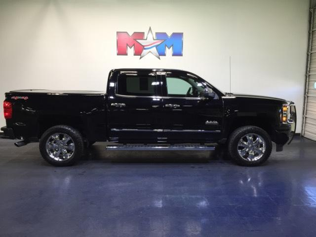 Chevrolet Silverado 1500 4WD Crew Cab 143.5 High Country 2015