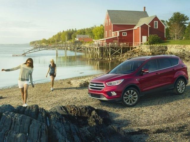Ford Escape SE 4WD 2018