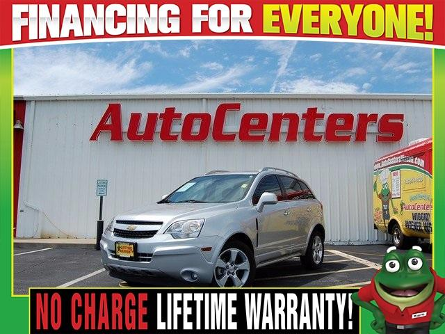 Chevrolet Captiva Sport Fleet LT 2014