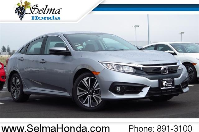 Honda Civic Sedan EX-L 2017