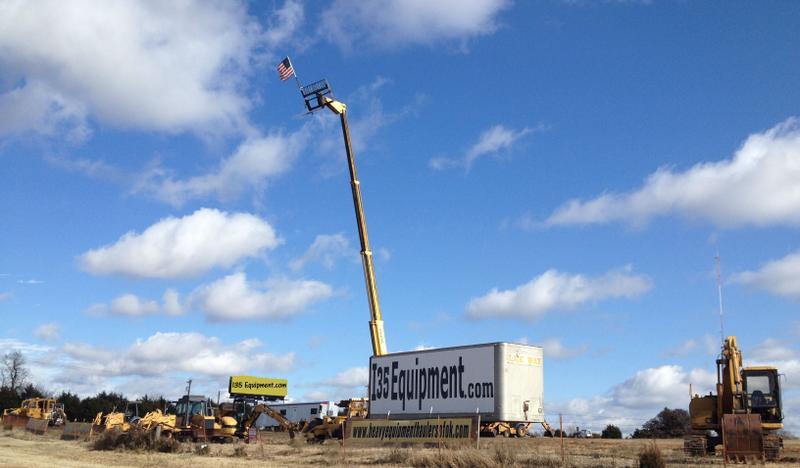Used Heavy Construction Equipment