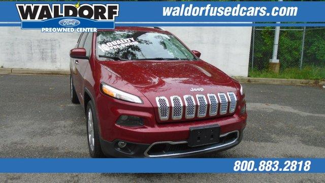 Jeep Cherokee Limited 2017