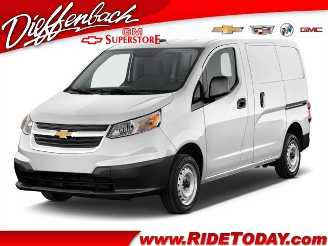 Chevrolet City Express Cargo Van 1LS 2017