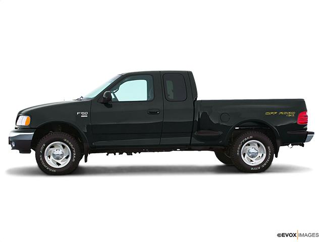 Ford F-150 Supercab 139