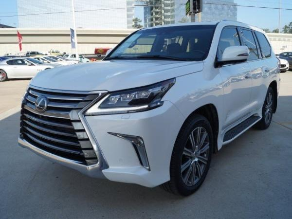 Buy 2016 Lexus Jeep LX 570 with full options in perfect conditions