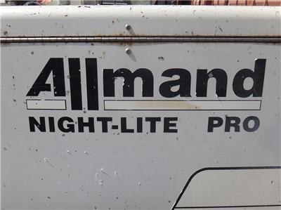 2008 ALLMAND BROS NIGHT-LITE PRO LIGHT TOWER