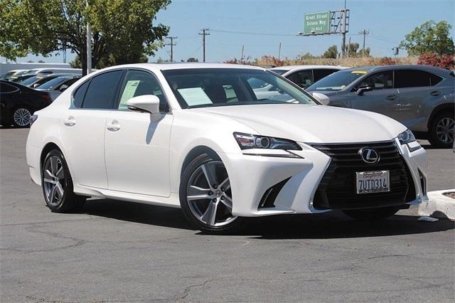 Lexus GS 350 350 2016