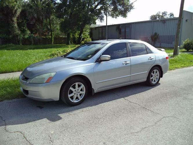2003 Honda Accord  3.0 EX (856) 389-4896