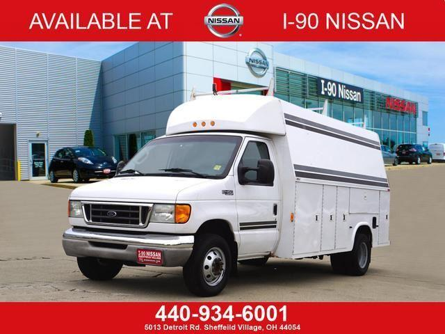 Ford Econoline Commercial Cutaway E-450 Super Duty 158