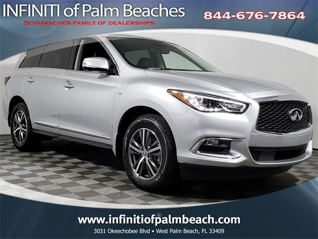 INFINITI QX60 AWD PREMIUM PLUS PACKAGE 2017