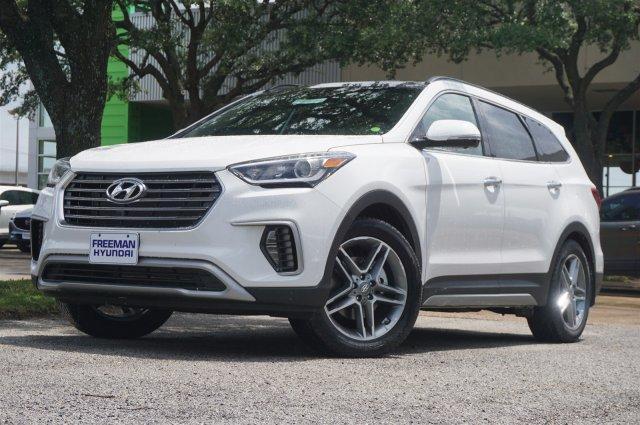 Hyundai Santa Fe Limited Ultimate 2017