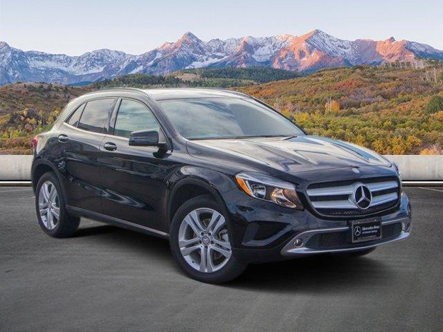 Mercedes-Benz GLA-Class GLA 250 2015