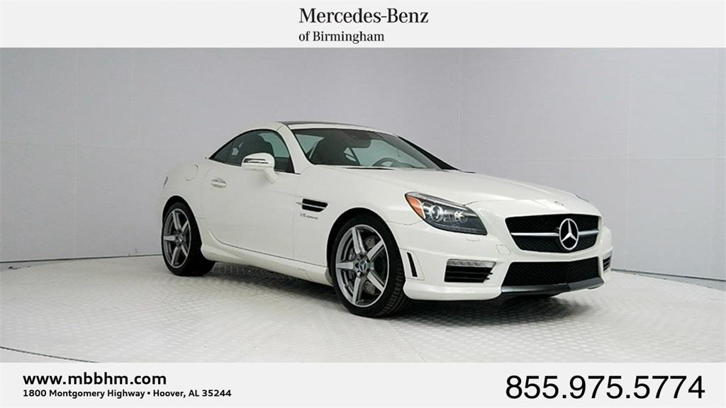 Mercedes-Benz SLK-Class SLK55 AMG® 2013