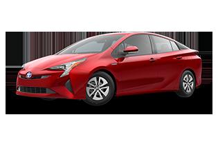 Toyota Prius Four 2018