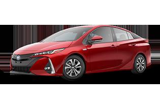 Toyota Prius Prime Advanced 2018