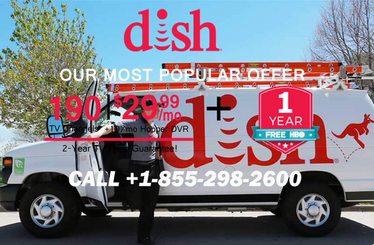 GET THE BEST DISH NETWORK NEW YEAR OFFER. FREE PREMIUM MOVIE CHANNELS & 190+ CHANNELS IN HD 1 855 2