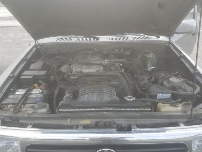 1995 Toyota 4Runner SR5