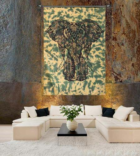 Add Style to Your Interiors with Animal Tapestry