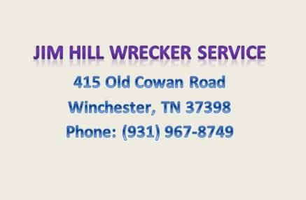 Jim Hill Wrecker Service