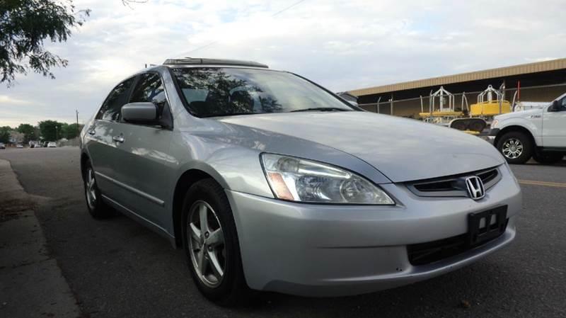 top 2003 Honda Accord  for $1500 (856) 389-4896