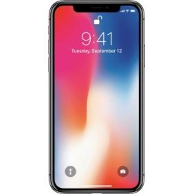Apple - iPhone X 256GB - Space Gray (AT&T)