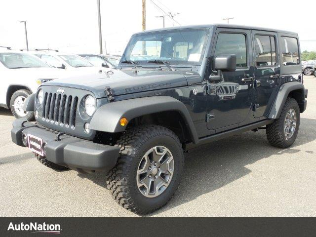 Jeep Wrangler Unlimited Rubicon 2016