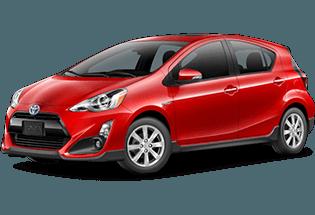 Toyota Prius c Four 2017