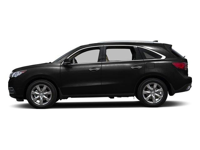 Acura MDX w/Advance 2016