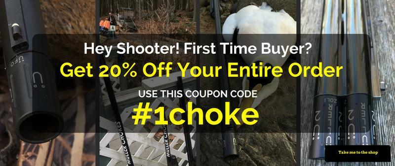 Buy Advanced Choke Tube For Better Hunting | Muller Chokes