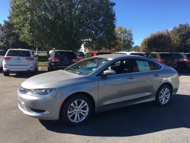 Chrysler 200 Limited Platinum FWD 2017
